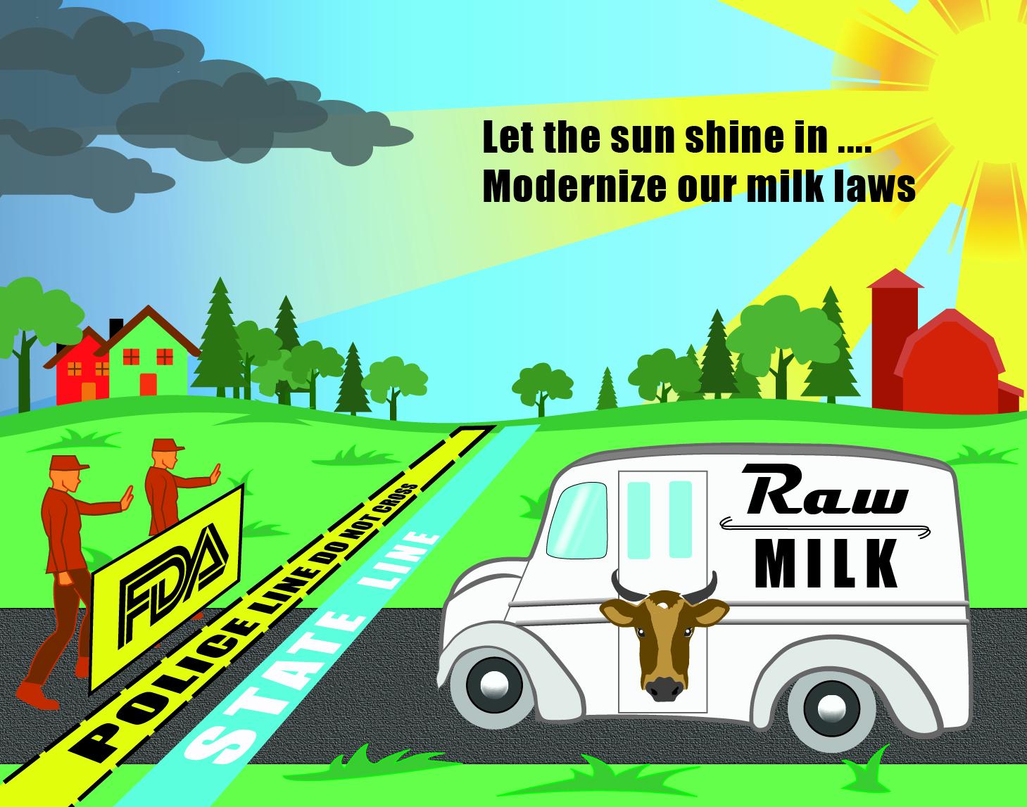 Milk STATE LINE v1.4-01